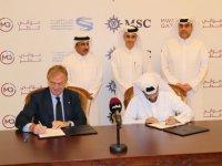 Katar, Dünya Kupası için MSC'den 2 cruise gemi kiraladı