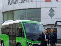 Karsan'dan Almanya'da Stratejik İşbirliği