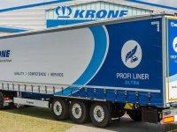 Krone'den GBU Lojistik'e 40 Adet Profi Liner Ultra