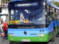 Özel halk otobüslerine hasılat esaslı vergi