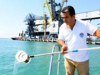 Mersin'deki deniz kirliliği TBMM'ye taşındı!