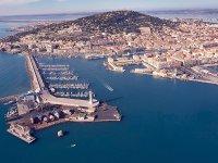 DFDS'den SETE Limanı için güvenlik uyarısı