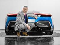 Yerli otomobil için Ferrari'nin tasarımcısı seçildi