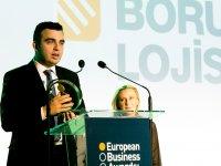 Borusan Lojistik'in eTA'sı Avrupa İş Ödülü'nü kazandı