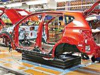 Otomotivde üretim  % 7, İhracat %6 azaldı