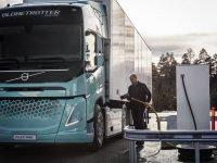 Volvo'dan ağır hizmete yönelik elektrikli kamyonlar hazırlığı