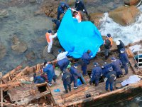 Sahile vuran gemiden 5 ceset iki kesik kafa çıktı