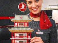 THY, Xi'an'ı da uçuş ağına ekledi