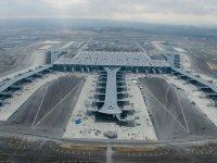 İstanbul Havalimanı'na ne inebildiler, ne kalkabildiler
