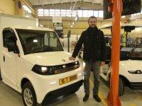 Aselsan da, mini kamyonet Pilotcar'ı seçti