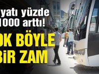 Otobüs firmalarını yıkan zam: Yüzde 1.000