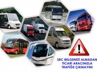2020 Yılı SRC Sınavı tarihleri