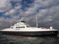 Sefine Tersanesi 2020'nin ilk gemisini teslim etti
