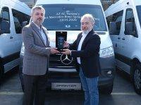 AZ-AL Turizm, 41 Mercedes Sprinter aldı