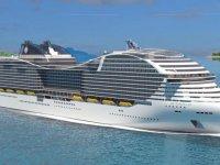 MSC Cruise, yeni LNG'li gemiler inşa ettiriyor