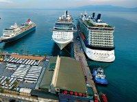 Cruise gemileri 5 yıl sonra limanlarımıza dönüyor