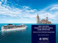 MSC Cruise'ın dönüşü muhteşem olacak