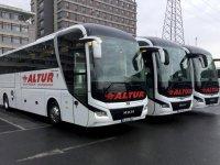MAN'dan Ankara ve İstanbul'da Lion's Coach teslimatları