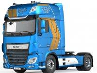 DAF, 250 bininci Super Space Cab'i üretti