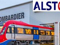 Alstom, Bombardier'in tren birimini satın alacak