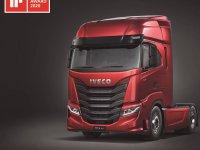 IVECO'nun S-Way'ine 2020 tasarım ödülü