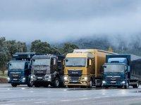 MAN Truck&Bus,yeni nesil kamyon ve çekicilerini tanıttı