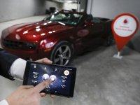 Vodafone'un bağlantılı araç çözümleri, yakıt tasarrufu getiriyor