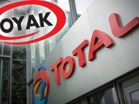 OYAK, Total ve M Oil'i almak için düğmeye bastı