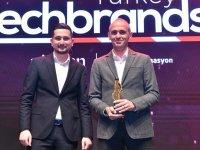 'Teknolojiyi en iyi kullanan' kargo şirketi seçildi