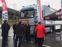 Renault Trucks'ın Türkiye turu sürüyor