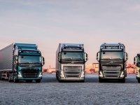 Volvo Trucks, 4 yeni kamyonunu tanıttı
