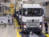 """Mercedes-Benz Türk, """"üretim arası""""nı uzattı"""