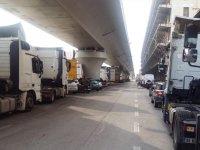 İtalya'da 200 şoför mahsur: Can kaldı, mal gitti
