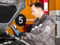Otopratik'te ücretsiz araç dezenfeksiyonu hizmeti