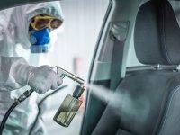 RS Servis, araçlarınızı kapıda dezenfekte ediyor