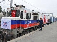 Marmaray'da tarihi gün: İlk yük treni geçecek