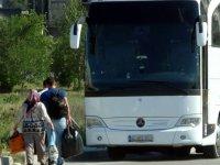 """Korsan Seyahat"" ile İzmir-Van 1.000 lira"