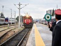 BTK demir yolu hattının kapasitesi artırıldı