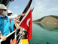 Filyos Limanı bu yılın sonunda açılıyor
