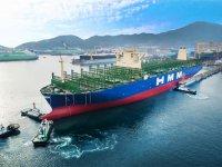 HMM, 24 bin TEU'luk dev gemileri sefere alıyor