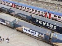 REYSAŞ:Türkıye'nin ilk blok ihracat trenine start verdik