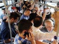 Toplu ulaşımda yolcu taşıma sınırlaması kalktı