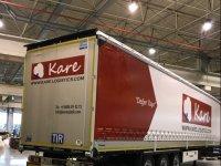Kare Lojistik'in filosunda yeni tercihi Krone oldu