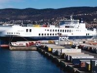 DFDS, Ro-Ro ile gelecek şoförleri uyardı