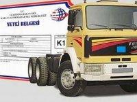 Kamyon ve kamyonet sahiplerine uyarı. O belgeler iptal olabilir?