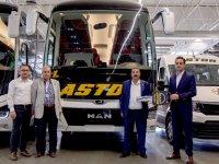 Astor Turizm, filosuna 6 MAN Lion's Coach kattı