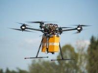 Dronelar kargo taşımacılığına yön verecek