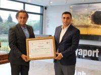 """Türkiye'nin ilk """"sıfır atık"""" belgeli limanı Asyaport"""