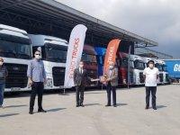 Güler Nakliyat, filosuna 40 Ford Trucks F-MAX katacak