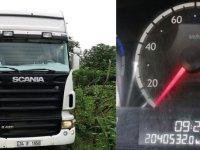 Scania motor kapağı açılmadan 2 milyon km yaptı